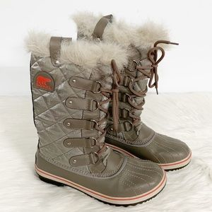 Sorel | Tofino Organza Waterproof Winter Boots 10